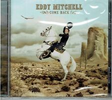 CD - EDDY MITCHELL - Come Back