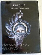 ENIGMA - SEVEN LIVES MANY FACES - DVD Sigillato