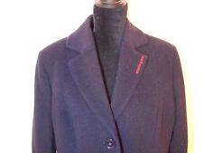 Air Berlin Original Uniform Mantel by Jette Joop blau Schurwolle Cashmere Gr.44