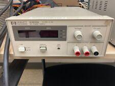 Hp Hewlett Packard Agilent E3615a Power Supply Used