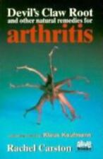 Devils Claw Root and Other Natural Remedies for Arthritis (Kaufmann Foods)