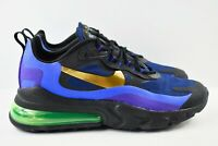Nike Air Max 270 React (Womens Size 8.5) Shoes AO4971 005 Blue mns sz 7