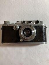 Leica DRP Rangefinder Ernst Leitz Wetzlar Camera No. 142881