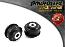 BMW E39 540 Estate 96-04 POWERFLEX Negro RR PIE AJUSTE CASQUILLOS internos