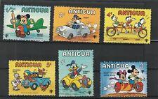 Disney, Mickey Mouse, Car, Airplane,