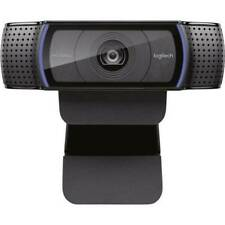 Logitech C920S Full HD Webcam - Black (960-001252)