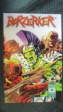 Gauntlet Comics 1993 The BERZERKER
