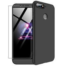 Maju© iPhone Premium Cover Transparent Schutz Hülle Silikon Case Slim Klar 360 °