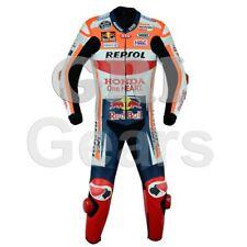 Marc Marquez Honda Repsol MotoGp 2019 Motorbike Racing Leather Suit All Sizes