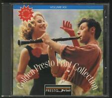 GOLDEN PRESTO PRINT V-XIII CD Shirley Bassey Searchers Marmalade Ricky Nelson
