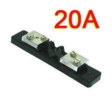 20A 75mV DC Current Shunt Widerstand für Digital LED Voltmeter Amperemeter