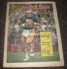 1973 Notre Dame Football - The Sporting News Magazine - No Label