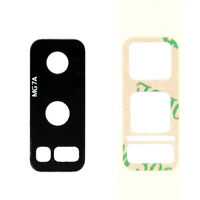 Camera Lens Glass For Samsung Galaxy Note 8 Real Glass Holder Seal Frame