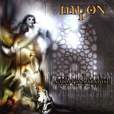 Myon - Ghost in Paradise CD 2005 power metal Finland Crash Music