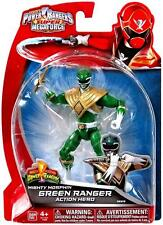 POWER RANGERS SUPER MEGAFORCE MIGHTY MORPHIN GREEN RANGER 12.5CM FIGURE
