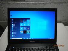 DELL LATITUDE E6410, INTEL CORE i7-M640 @2.80ghz, 4gb RAM, 320gb HDD, WIN 10