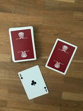 12 Wynn Playing Cards *Standard Index* Very Rare 6 Red & 6 Blue Full Brick