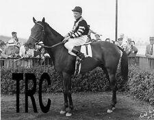 WAR ADMIRAL 8X10 PHOTO IN 1938 WIDENER WINNERS CIRCLE!