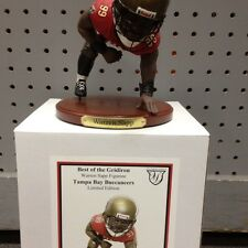 Warren Sapp Limited Edition Best Of The Gridiron Memory Company Buccaneers