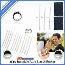 Invisible Ring Sizer Jewelry Size Reducer Clear Guard Adjuster Perfect Resizer