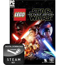 Lego Star Wars The Force despierta clave de vapor Pc Y Mac