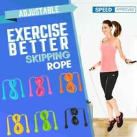 Skipping Rope Jump Speed Exercise Boxing Gym Fitness Workout Adult Kid Free Post