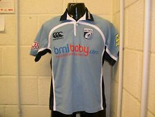 Canterbury Cardiff Blues Home Pro Rugby Jersey Size UK Age 12 Years