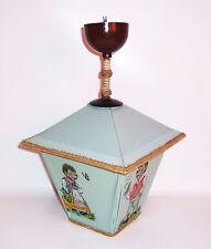 DDR mecki lámpara lámpara de techo lámpara infantil vintage decorativas retro lamp!