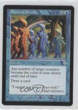 2000 Magic: The Gathering - Invasion Booster Pack Base #77 Sway of Illusion q0l