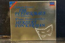 J. Strauss - Die Fledermaus / Karajan   2 CD-Box