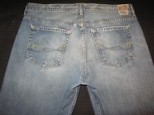 Chip & Pepper Jeans Mens Tuck Relaxed Fit Distressed  Sz 36 X 27