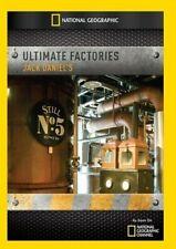 Ultimate Factories: Jack Daniels (DVD Movie )