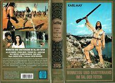 (VHS) Winnetou und Shatterhand im Tal der Toten -Lex Barker, Pierre Brice (1968)