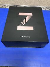 Sealed Samsung Galaxy Z Fold 2 5G SM-F916U 256GB Mystic Bronze Verizon FINANCED