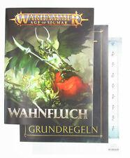 Kampagnenheft Grundregeln Marker Wahnfluch Warhammer Age of Sigmar