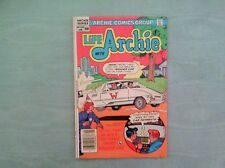 Archie Comics LIFE WITH ARCHIE #240 January 1984 Wonder Car
