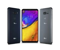 LG V35 ThinQ V350 64GB AT&T Wireless or GSM Unlocked Android Smart Cellphone