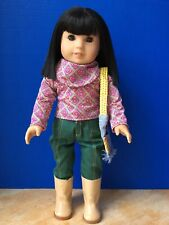 American Girl Doll Historical Ivy Ling Julie's Best Friend Archived New Other