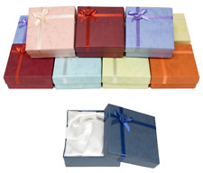 12 Pillow Bracelet Brooch Pin Display jewelry Gift Boxes