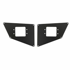 Go Rhino 281731T BR20 Rear Light Plates (Pair) - Textured Black NEW