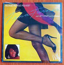 TINA TURNER (IKE TURNER & THE IKETTES) - PLEASE, PLEASE, PLEASE! Vinyl LP SEALED