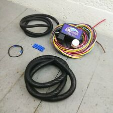 Wire Harness Fuse Block Upgrade Kit for 1969 Camaro hot rod street rod rat rod