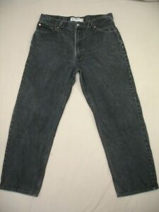 Levi'550 Jeans Relaxed Fit Mens size W36 L30