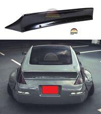 Ducktail for Nissan 350z rear boot trunk spoiler Fairlady Z z33 lip wing RB JDM