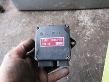 Yamaha SR 250 SE interruptor de encendido 1980-82