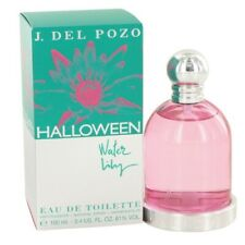 Halloween Water Lily by Jesus Del Pozo 3.4 oz Edt Perfume for Women New In Box