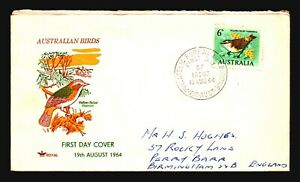 Australia - 3 1960s First Day Covers / Cacheted (I) - Z16060