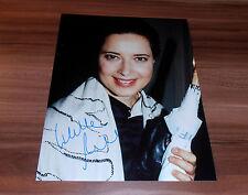 "Isabella Rossellini ""The Funeral"", original signed Photo 20x25 cm (8x10),"