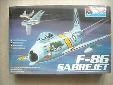 REVELL-1/48-#5427-F-86 SABRE JET THE HUFF