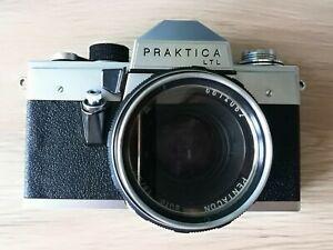 Pentcon Praktika LTL - Analogkamera DDR